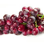 ( a bunch of) grapes